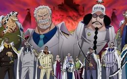One Piece: Nếu là hải tặc, mức truy nã của các nhân vật máu mặt trong Thủy quân lục chiến sẽ kinh khủng như thế nào?