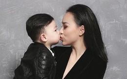 Gần 1 tháng sau khi ly hôn chồng điển trai, DJ Tít nhanh chóng lấy lại cân bằng, hạnh phúc làm mẹ đơn thân