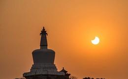 Chiêm ngưỡng ảnh nhật thực trên khắp châu Á