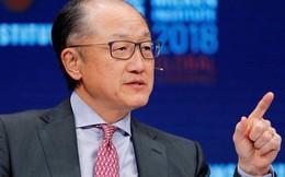 Chủ tịch Ngân hàng Thế giới từ chức vì vấn đề Trung Quốc?