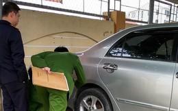 Vụ trung tá quân đội tử vong: Kiểm tra xe hơi cô giáo
