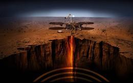 Cuộc sống trên sao Hỏa có thể ẩn sâu dưới lòng đất?