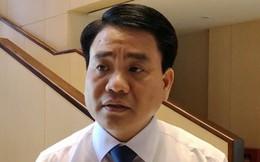 Cấm ghi hình tại trụ sở tiếp dân: Chủ tịch Hà Nội nói gì?
