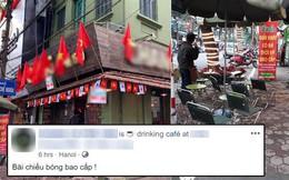 """Giữa tâm bão chỉ trích, fanpage quán cafe bị """"tố"""" copy phong cách Cộng vẫn tiếp tục đăng ảnh tỉnh bơ"""