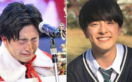 Từng bị bắt nạt vì ngoại hình nổi bật, cậu bạn 18 tuổi bật khóc sau khi đăng quang 'Nam sinh đẹp trai nhất Nhật Bản'
