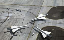 Máy bay chở khách nhanh gấp đôi tốc độ âm thanh sắp hoạt động
