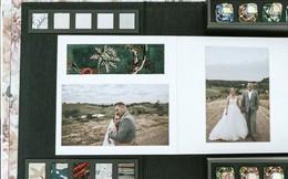 Để cô gái mù có thể xem lại khoảnh khắc hạnh phúc nhất đời mình, đội ngũ nhiếp ảnh gia đã làm một điều vô cùng đặc biệt