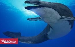 """Tìm thấy hóa thạch quái vật """"Thằn lằn chúa"""": Thứ trong bụng nó thực sự đáng sợ"""