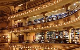 Ghé thăm hiệu sách cổ điển tráng lệ nhất thế giới giữa thời đại số