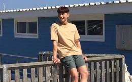 Chuyện đáng yêu nhất hôm nay: Bác Tây chụp lén trai đẹp ở Úc, sau tá hỏa vì phát hiện chàng là tài tử Park Seo Joon