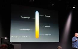 Làm sao để loại bỏ màu vàng của tính năng True Tone trên iPhone Xs?