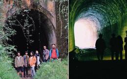 """Đường hầm xe lửa Đà Lạt đẹp chẳng khác gì phim """"Em sẽ đến cùng cơn mưa"""" được dân tình ầm ầm kéo đến check-in"""
