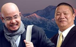 Tiếp bước ông Đặng Lê Nguyên Vũ, Chủ tịch HSG Lê Phước Vũ đang sống thanh tịnh trên núi