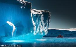 Các nhà khoa học cảnh báo hiện tượng bất thường ở Nam Cực