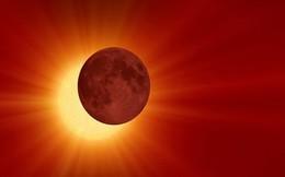 Siêu trăng máu xuất hiện đêm 21/1 tới đây là khởi đầu của tận thế?