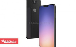 iPhone 2019 rò rỉ thiết kế siêu đẹp với cụm 3 camera sau nằm ngang
