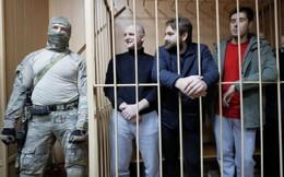 Nga gia hạn tạm giam các thủy thủ Ukraine