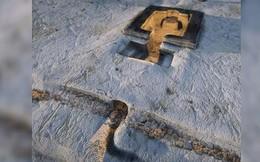 Ngã ngửa khi mở cửa 'mộ cổ' Maya 2.500 tuổi