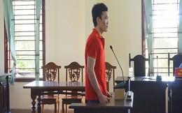 Thanh niên mua hàng qua mạng ôm mặt khóc tại tòa