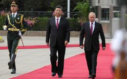 Xuất hiện cực Nga-Trung Quốc đối phó NATO và Mỹ trong quan hệ quốc tế