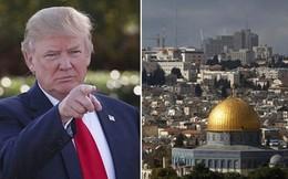 """Truyền thông Israel tiết lộ chi tiết động trời về Jerusalem trong """"thỏa thuận thế kỷ"""" của Mỹ"""