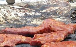Úc: Nắng nóng kỷ lục nướng chín thịt bò