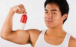 Tự ý dùng thuốc tăng cơ bắp dễ gặp nguy hại