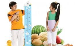 Bí quyết tăng chiều cao tối đa ở tuổi dậy thì