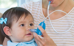 Hút mũi thường xuyên cho con, thói quen xấu của nhiều mẹ bỉm sữa