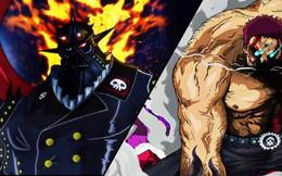 """One Piece: King """"hỏa hoạn"""" sẽ có một trận """"quyết chiến"""" với Katakuri, ai là người mạnh hơn?"""