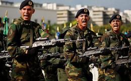 Venezuela sẽ tập trận để chứng tỏ sức mạnh 'không thể đánh bại'