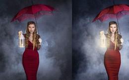 Hướng dẫn 'tạo mưa' với giá chỉ 30 USD để chụp ảnh sống ảo