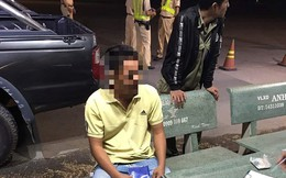 Tiếp tục phát hiện 2 tài xế container chơi ma túy ở quận 7