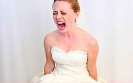 Tình nhân của chú rể xuất hiện trong bộ váy cưới gây náo loạn cả hôn lễ