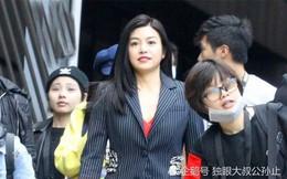 """""""Tiểu Long Nữ"""" Trần Nghiên Hy tăng cân vùn vụt, lộ dáng nặng nề làm rộ nghi vấn mang bầu lần 2"""