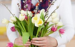 Mẹo giúp hoa tươi lâu trong ngày Tết Nguyên Đán