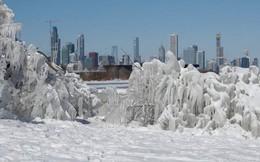 Những hình ảnh khó tin về đợt lạnh kỷ lục khiến 21 người chết ở Mỹ