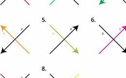 """Bạn viết chữ """"X"""" kiểu gì? Hóa ra có đến 8 kiểu, và nó tiết lộ tính cách của bạn là như thế nào?"""