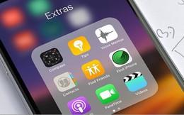 Vì sao một thư mục ứng dụng trên iPhone chỉ giới hạn trong 9 ô chứa?