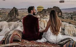 Cặp đôi 'chịu chơi' nhất hành tinh: Đi du lịch vòng quanh thế giới để chụp ảnh cưới và sống lại ngày hạnh phúc nhất