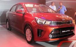 Chi tiết mẫu sedan hạng B của Kia giá rẻ hơn Toyota Vios vừa ra mắt