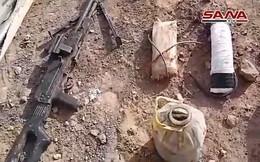 Trinh sát đặc nhiệm Syria tiêu diệt một nhóm IS trên sa mạc Homs