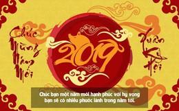 Lời chúc mừng năm mới Tết Kỷ Hợi 2019 cho sếp ấn tượng, độc đáo nhất