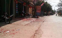 Hải Phòng, Bắc Giang: Xác pháo vương vãi trên nhiều tuyến đường