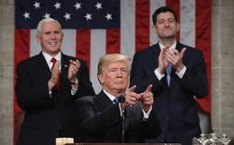9h sáng mai Tổng thống Mỹ Trump lần thứ hai đọc Thông điệp liên bang