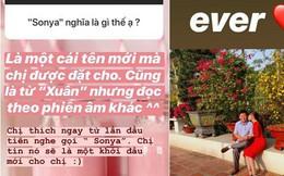 Được fan hỏi 3 điều ý nghĩa nhất năm cũ, bạn gái Lâm Tây úp mở nhắc đến 'một người vô cùng đặc biệt'