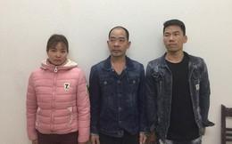Hà Nội: Phá ổ cờ bạc có trang bị súng đạn và lắp camera, 16 người bị tạm giữ