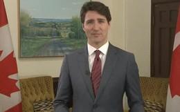 Dân mạng Trung Quốc 'sôi sục' với lời chúc mừng của Thủ tướng Canada