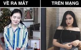 Người yêu Đức Chinh chứng minh: Con gái lúc trên mạng và khi về quê ra mắt là hai khái niệm không hề liên quan