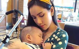 Hạnh phúc viên mãn ở tuổi 28, em gái Thùy Lâm là minh chứng: Thanh xuân của phụ nữ bắt đầu khi có con
